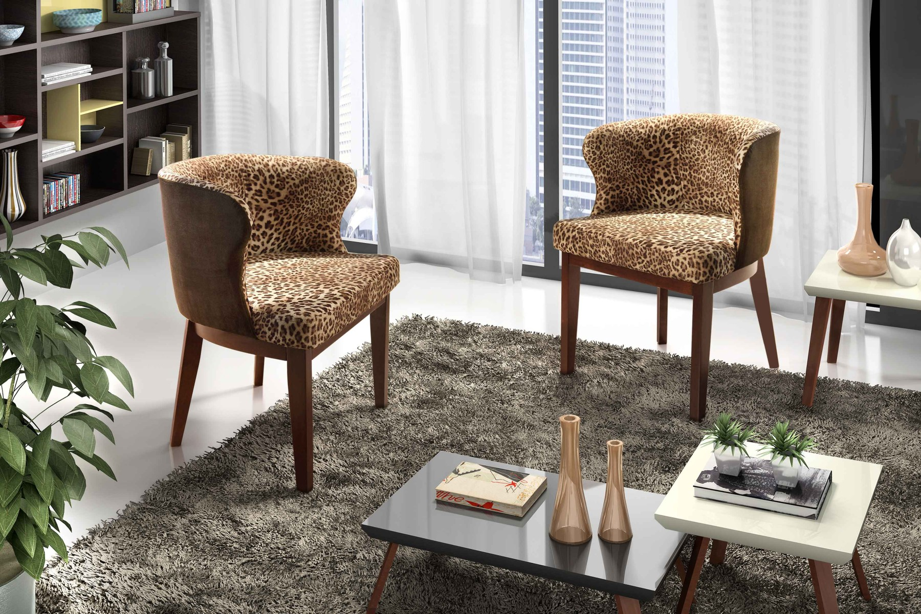 Salas De Jantar Kr Moveis ~ KR Móveis  Salas de Jantar e Cadeiras Decorativas  Estúdio Miron